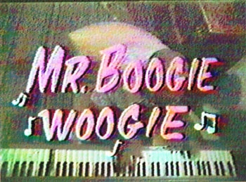 Mr. Boogie Woogie: Video quality still