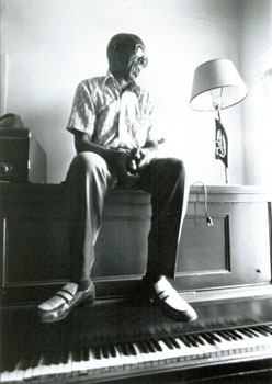 Mr. Boogie Woogie: Photo of Mose Vinson